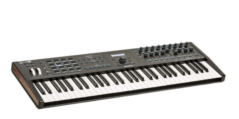 Arturia Keylab MKII, 3 Questionable Features!