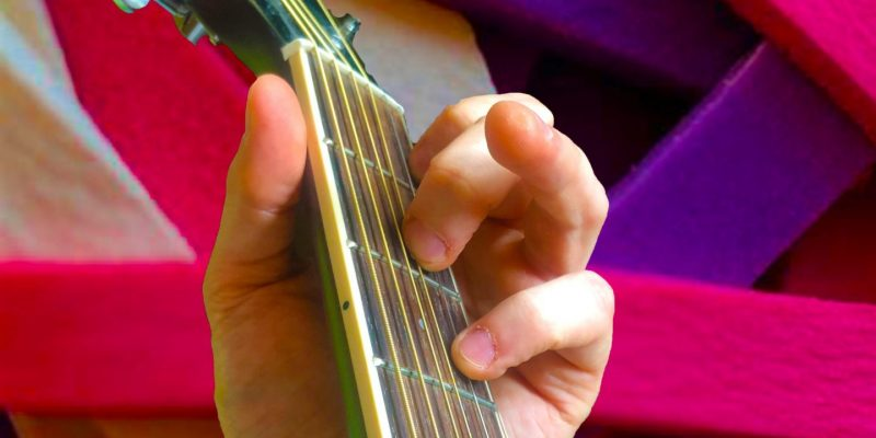 D Minor Chord Guitar: 4 Easy Tips To Play It!